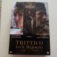 Lech Majevsky - Box cu trei filme ( italia) - Film Colectie, DVD, Italiana