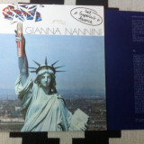 GIANNA NANNINI CALIFORNIA album disc vinyl lp muzica pop rock 1979 mapa texte