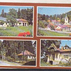 Bnk cp Jud Covasna - Valcele - Vedere - circulata - marca fixa - Carte Postala Transilvania dupa 1918, Necirculata, Printata