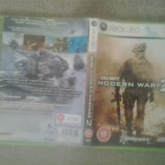 Call of duty - Modern Warfare 2 - MW2 - XBOX 360 - Jocuri Xbox 360, Shooting, 18+, Multiplayer