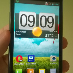 LG Optimus L5 II, E 460, Impecabil, Cutie + Accesorii - Telefon mobil LG Optimus L5 II, Gri, Neblocat, Single SIM