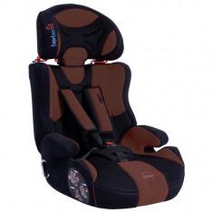 Scaun Auto Copii BERBER INFINITY Maro 089, 1-2-3 (9-36 kg)