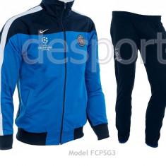 Trening NIKE PSG - Bluza si Pantaloni Conici - Pret special - FCPSG3 - Trening barbati, Marime: M, XL, Culoare: Din imagine