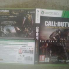 Call of Duty Advanced Warfare - Day Zero Edition - XBOX 360 - Jocuri Xbox 360, Shooting, 18+, Multiplayer