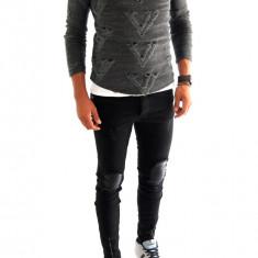 Bluza fashion - bluza barbati - cod produs: 6979, Marime: L, XL, Culoare: Din imagine
