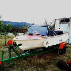 Barca cu motor 35 cp cu peridoc si accesorii Crescent Suedia