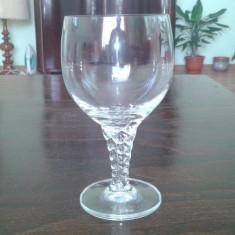 Pahar mare de cristal Rosenthal Thomas - Arta din Sticla