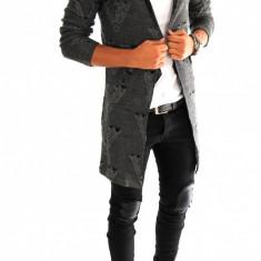 Cardigan tip ZARA fashion - Cardigan barbati - 6975 - Hanorac barbati, Marime: S, L, Culoare: Din imagine