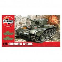 Kit Modeism Airfix 02338 Tanc Cromwell Iv Tank Scara 1:76 - Set de constructie