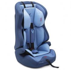 Scaun Auto 9-36 Kg Cangaroo Caterpillar Blue - Scaun auto copii Cangaroo, 1-2-3 (9-36 kg)
