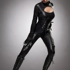 Costum Pisica Hot Catwoman - Lenjerie sexy femei