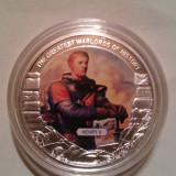 MONEDA HENRY AL V-LEA - Moneda Romania