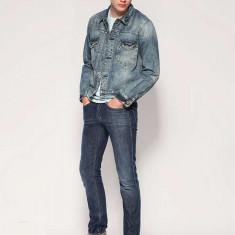 Jaketa Ralph Lauren 100% originala   Geaca de blugi L - Jacheta barbati, Marime: L, Culoare: Din imagine, Bumbac