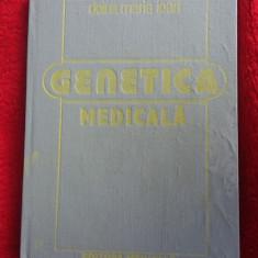 GENETICA MEDICALA - C. MAXIMILIAN, DOINA MARIA IOAN