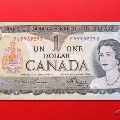 CANADA - 1 Dollar 1973 - bancnota america