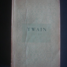 MARK TWAIN - OPERE  volumul 2