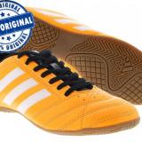 Adidasi barbat Adidas Goletto 5 - adidasi originali - adidasi fotbal - Adidasi barbati, Marime: 42 2/3, Culoare: Din imagine, Piele sintetica