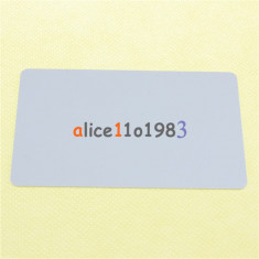 NFC smart card  1k S50 IC 13.56MHz Read Write RFID (set 5 cartele) (FS00982)