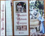Lungu , Bucatarii medievale europene , Paideia , 2012 , insertii hartie manuala, Nicolae Iorga