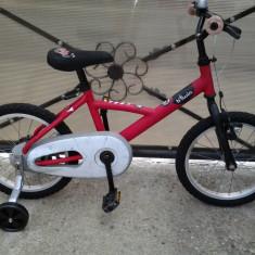 B'TWIN, Red, bicicleta copii - 16