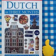 Dutch in Three Months Olandeza in trei luni - Curs Limba Olandeza Altele