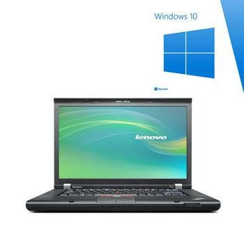 Laptop Refurbished Lenovo T520 i5 2520M 128Gb SSD Win 10 Home foto