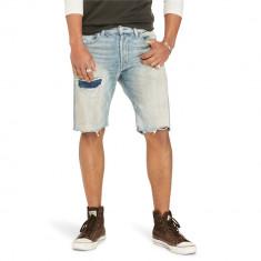 Pantaloni scurti DENIM Ralph Lauren SLIM-FIT masura 32 34 36 - Blugi barbati Polo By Ralph Lauren, Culoare: Din imagine, Cu rupturi