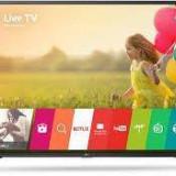 Televizor LED LG TV Smart 43 LG 43LH6047 Seria LH6047 108cm negru Full HD