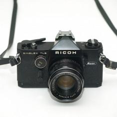 Ricoh Simplex TLS 50mm 1.7 - Aparat Foto cu Film Ricoh