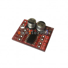1.5A Mini Dual Channel DC Motor Driver Module L298N PWM Speed Control (FS01000)