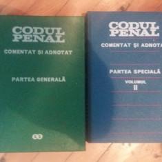 Codul penal comentat si adnotat 1972 1977 - Carte Codul penal adnotat