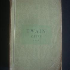 MARK TWAIN - OPERE  volumul 4