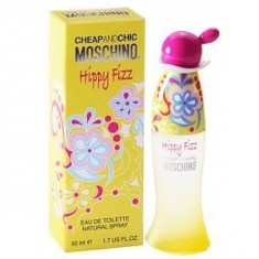 Moschino Cheap & Chic Hippy Fizz EDT 50 ml pentru femei
