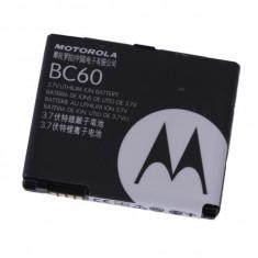 Acumulator Motorola BC60 Motorola SLVR L7, KRZR, V3x