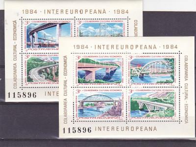 Romania ,colaborare poduri  ,nr lista 1097. foto
