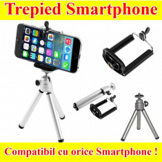 Tripod telefon - Trepied Smartphone Universal