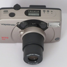Voigtlander Vito 112 - Made in Germany - Transport gratuit prin posta! - Aparate Foto cu Film