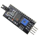 IIC/I2C/TWI/SPI Serial Interface Board Module Arduino 1602 2004 (FS01017)