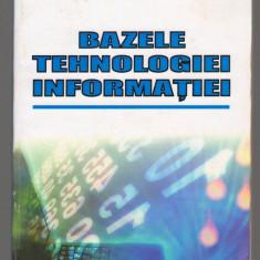 (C6937) JANINA MIHAELA MIHAILA - BAZELE TEHNOLOGIEI INFORMATIEI