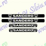Set Protectii Praguri Dacia Sandero-Model 5_Tuning Auto_Cod: PRAG-334