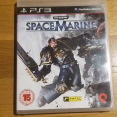 PS3 Warhammer 40 000 Space marine - joc original by WADDER - Jocuri PS3 Thq, Shooting, 16+, Single player