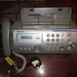 FAX-Telefon digital cu display - Panasonic KX-FP205