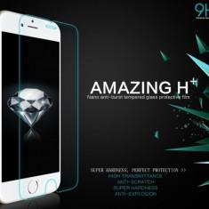 Folie de sticla securizata 9H NILLKIN dedicata modelului iPhone 6 / 6s - Folie de protectie Nillkin, Lucioasa