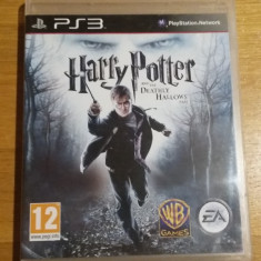 PS3 Harry Potter and the deathly hallows part 1 - joc original by WADDER - Jocuri PS3 Electronic Arts, Actiune, 12+, Single player