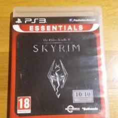 PS3 Skyrim The Elder scrolls V 5 Essentials - joc original by WADDER - Jocuri PS3 Bethesda Softworks, Role playing, 18+, Single player