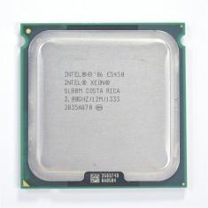 Procesor Intel Quad Core E5450 (Q9650), 3.0GHz, 12MB, 1333FSB, pasta+garantie ! - Procesor PC Intel, Intel Core 2 Quad, Numar nuclee: 4, Peste 3.0 GHz, LGA775