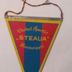 PVM - Fanion Clubul Sportiv STEAUA BUCURESTI / comunist