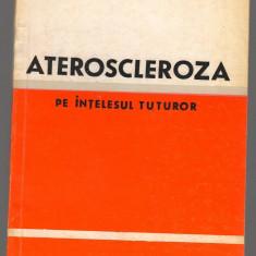 (C6941) M. KEREKES, T. FESZT - ATEROSCLEROZA PE INTELESUL TUTUROR - Carte Neurologie