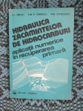 HIDRAULICA ZACAMINTELOR DE HIDROCARBURI. APLICATII NUMERICE (1993) - I. CRETU