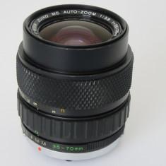 Olympus OM-System Zuiko MC Auto-Zoom 1:3.6 f=35-70 Japan - rar - Obiectiv DSLR Olympus, Manual focus